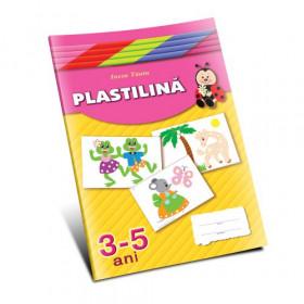 Mapa - Plastilină 3-5 ani