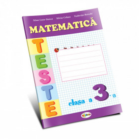 Teste Matematică cl.3