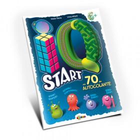 IQ start 6+ (70 autocolante)