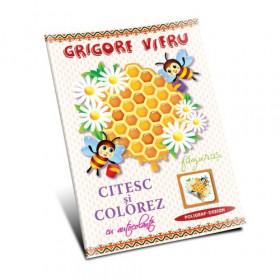 Grigore Vieru - Făgurași. Citesc și colorez.