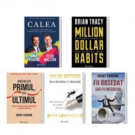 Super Oferta Bestseller: Top 5 Cărți Business și Dezvoltare Personală