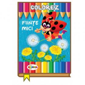 Colorez - Ființe mici