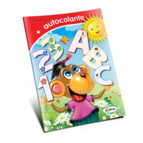 Autocolante 123 + ABC