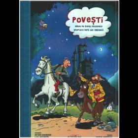Povesti: Album de benzi desenate