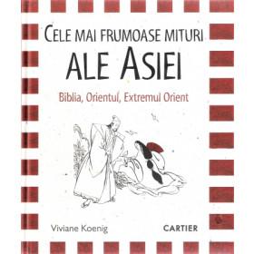 Cele mai frumoase mituri ale Asiei
