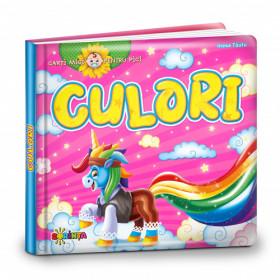 Cărți mici pentru pici. Culori