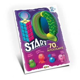 IQ start 2+ (70 autocolante)