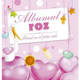 Albumul Roz. Primul An al Fetiței Mele
