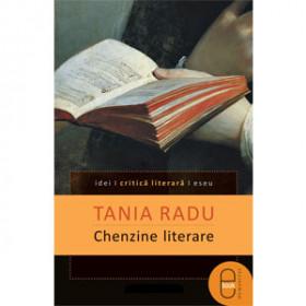 Chenzine literare [Carte Electronică]