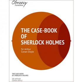 The Case-Book of Sherlock Holmes [eBook]