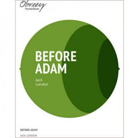 Before Adam [eBook]
