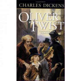 Oliver Twist or The Parish Boy's Progress [eBook]