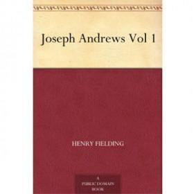 Joseph Andrews Vol 1 [eBook]