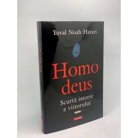 Homo Deus. Scurtă istorie a viitorului