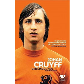 Driblingul meu. Johan Cruyff. Autobiografia