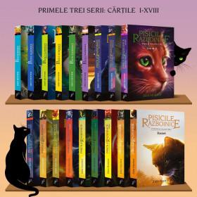 Pisicile Războinice. Setul Complet Volumele 1-18