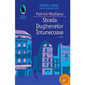 Strada Dughenelor Întunecoase [eBook]