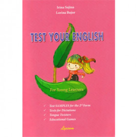 Test Your English. Test Samples For the 2nd Form