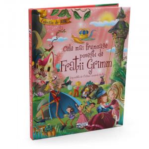Colecția de Aur Cele mai Frumoase Povești de Frații Grimm