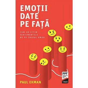 Emoţii date pe faţă: cum să citim sentimentele de pe chipul uman