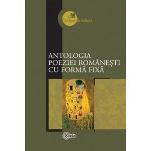 Antologia poeziei româneşti cu formă fixă