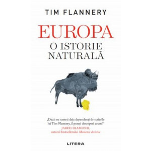 Europa. O istorie naturală