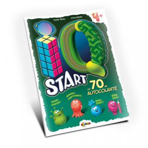 IQ start 4+ (70 autocolante)