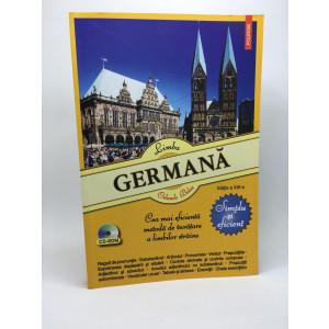 Limba Germană. Simplu și Eficient. Ediţia a XI-a revizuită și adăugită (+CD)