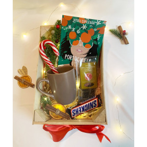 "Bestseller Gift Box Mini ""Portocalele verzi"""