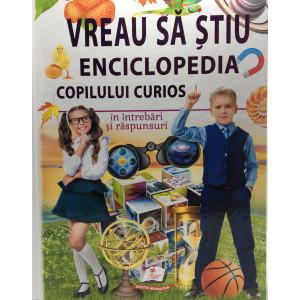 Vreau să știu Enciclopedia copilului curios