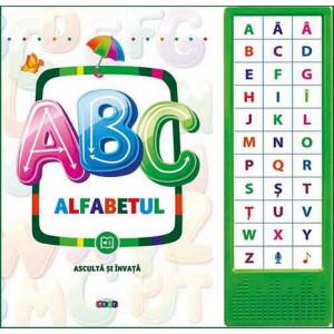 ABC Alfabetul (Ascultă și învață)