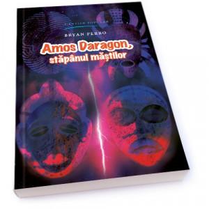 Amos Daragon, stăpânul măștilor