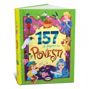 157 de pagini cu Povești