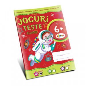 Jocuri - Teste - Ghicitori 6+