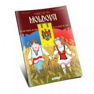 Mapa - Născut în Moldova