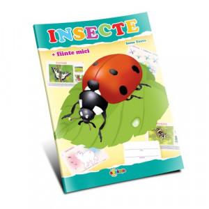 Mapa - Insecte
