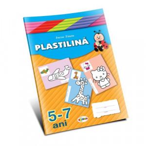 Mapa - Plastilină 5-7 ani