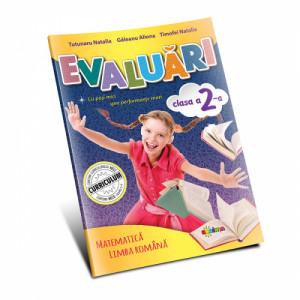 Evaluări: Matematică și Limba Română cl.2