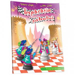 Împărăția șahului (carte-caiet)