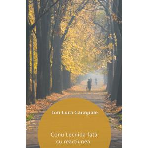 Conu Leonida față cu reacțiunea [Carte Electronică]