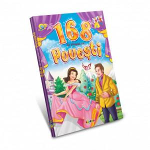 168 de pagini cu Povești