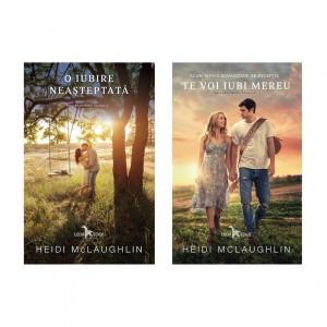 """Pachet Promoțional """"Te voi iubi mereu. Seria Beaumont Vol 1"""" și """"O iubire neașteptată. Seria Beaumont Vol 2"""""""