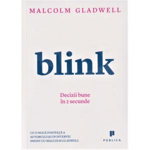 Blink. Decizii bune în 2 minute