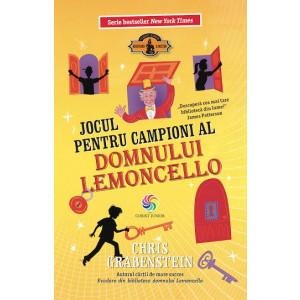 Jocul pentru campioni al Domnului Lemoncello