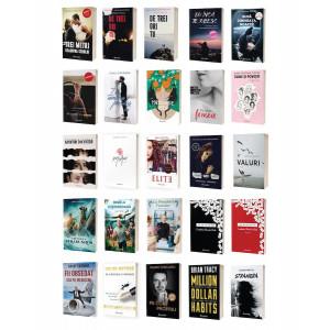 Colecția Bestseller de 25 de cărți (Ofertă Limitat