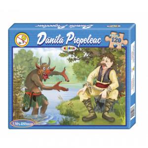 Puzzle Danilă Prepeleac 120ps.