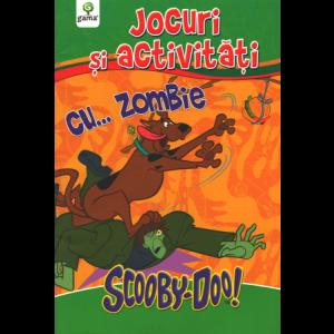 Jocuri si activitati - Cu ... zoombie - Scooby-Doo!