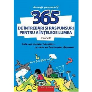 365 de Întrebări și Răspunsuri pentru a Înțelege Lumea