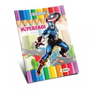 Colorez - Supereroi