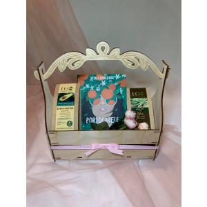 "Gift Box, 8 Martie ,,Portocalele verzi"""